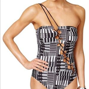 Kenneth Cole One-Piece Swimsuit